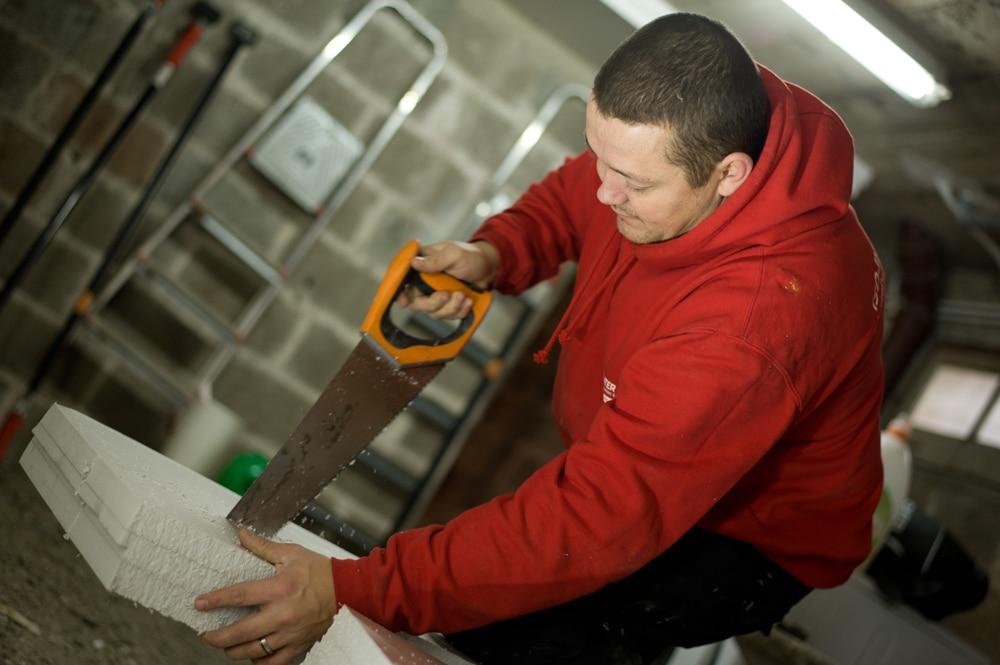 panneaux polystyrene ouvrier haute garonne entreprise isolation tarn alliance