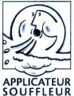 logo applicateur souffleur vendee isolation